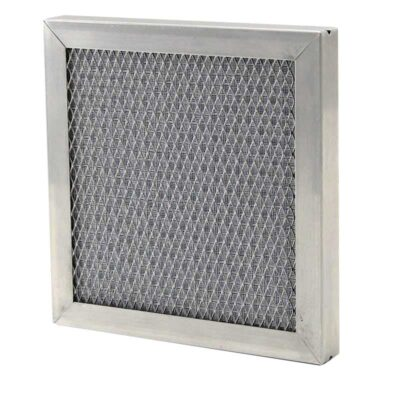 Washable Self-Charging Electrostatic Air Filters