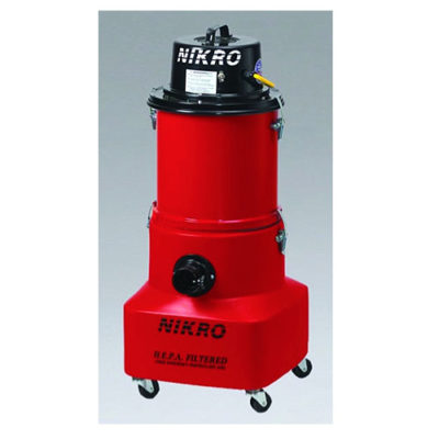 NIKRO PW10088 – 10 Gallon HEPA Vacuum (Wet/Dry)
