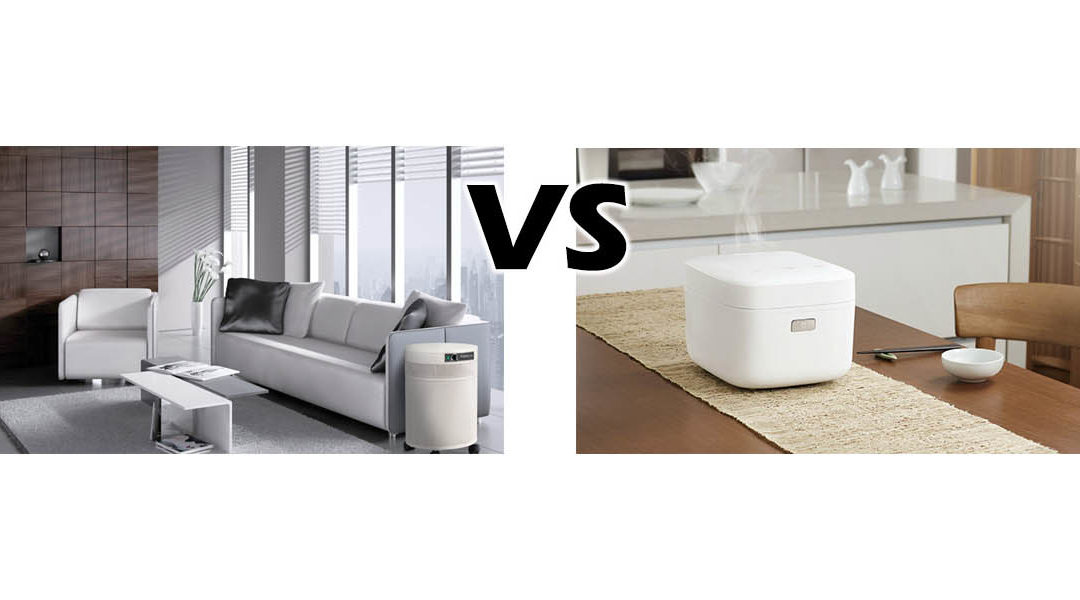 COMPARING HIGH QUALITY AIR PURIFIERS TO LOW QUALITY AIR PURIFIERS