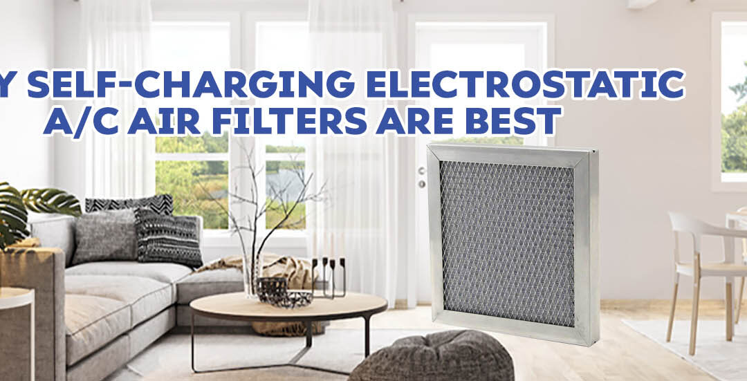 The Absolute Best A/C Filter For Your Central Air System